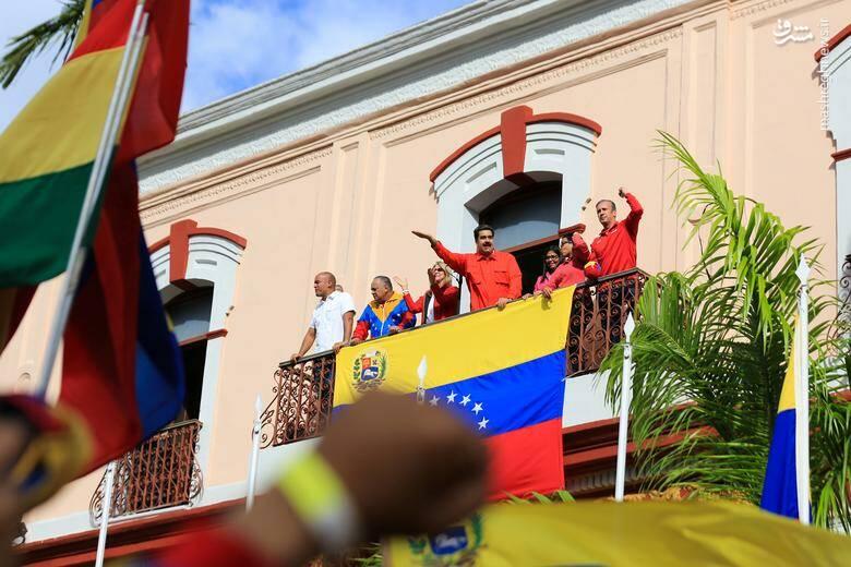 2437774 - در ونزوئلا چه خبر است؟
