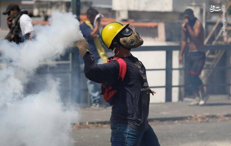 2437775 - در ونزوئلا چه خبر است؟
