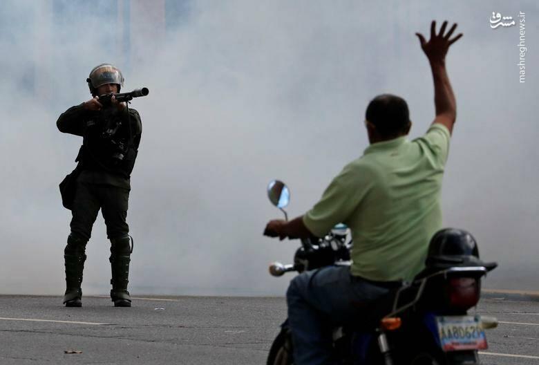 2437776 - در ونزوئلا چه خبر است؟