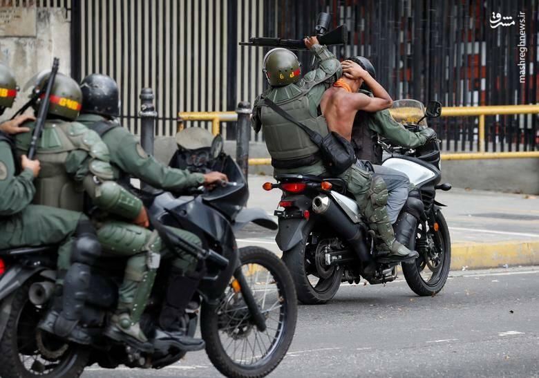 2437777 - در ونزوئلا چه خبر است؟