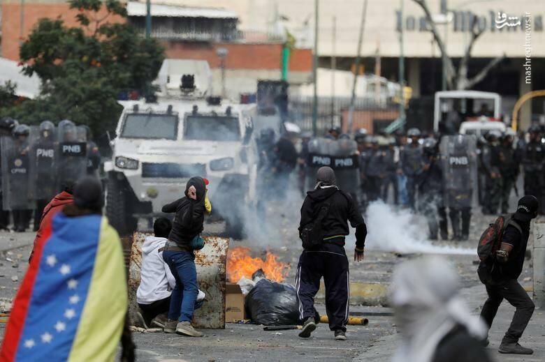 2437778 - در ونزوئلا چه خبر است؟