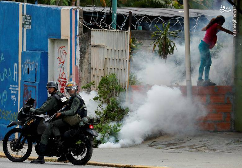 2437782 - در ونزوئلا چه خبر است؟