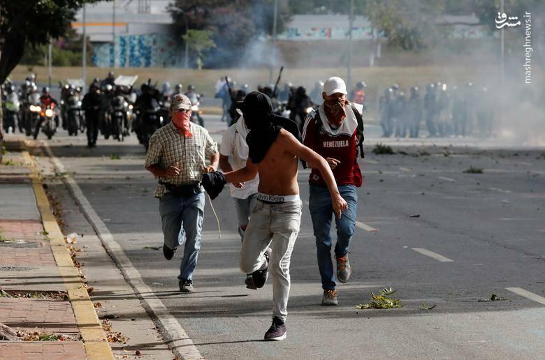 2437783 - در ونزوئلا چه خبر است؟