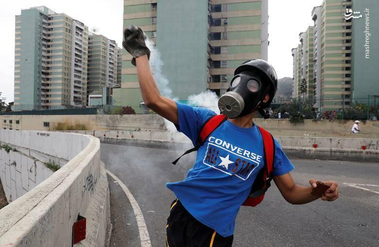 2437785 - در ونزوئلا چه خبر است؟