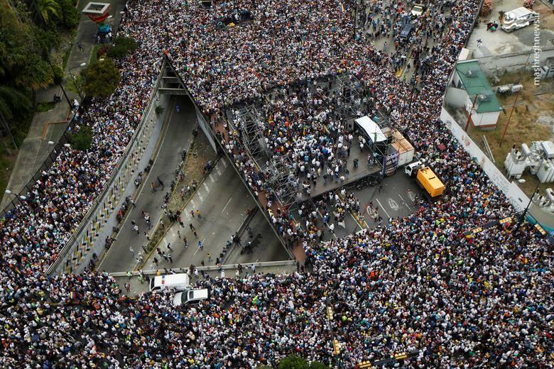 2437789 - در ونزوئلا چه خبر است؟