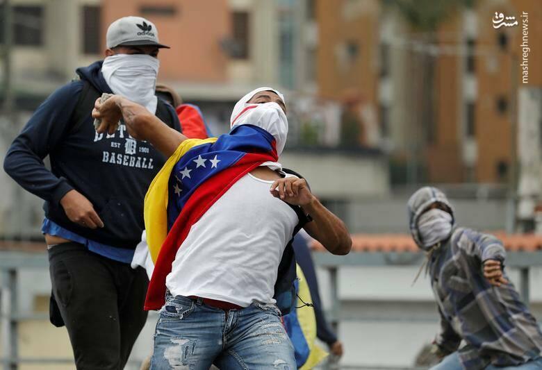 2437791 - در ونزوئلا چه خبر است؟