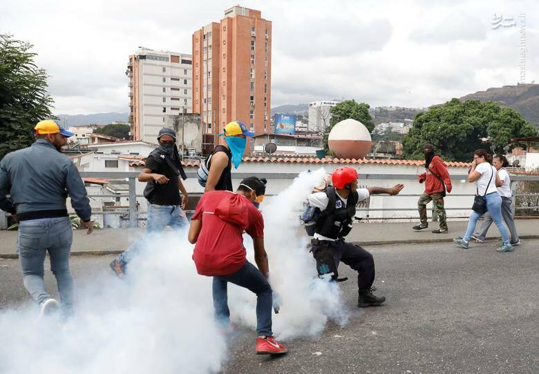 2437793 - در ونزوئلا چه خبر است؟