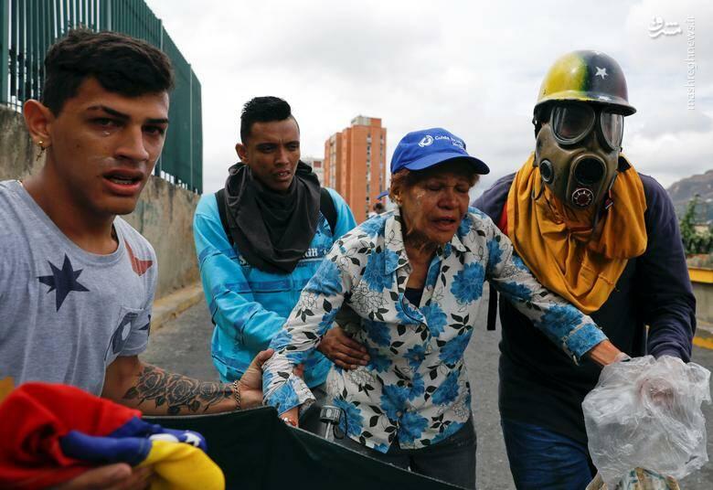2437794 - در ونزوئلا چه خبر است؟