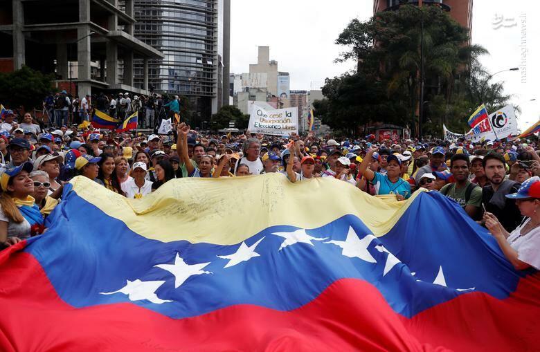 2437798 - در ونزوئلا چه خبر است؟
