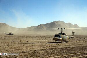 رزمایش نیروی زمینی ارتش«اقتدار97»