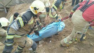 کارگر ایرانی زیر آوار ساختمانی در حکیمیه جان باخت