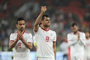 توافق ملی پوش ایران با تیم قطری