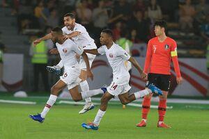 نتیجه برنامه ریزی 13 ساله تیم ملی قطر