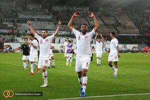 طلسمی که قطر با صعود به نیمه نهایی شکست
