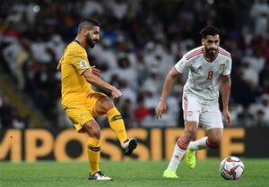 فیلم / جام ملتهای آسیا؛ امارات ۱-۰ استرالیا