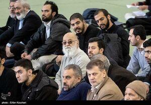 عکس/ چند نمای خوب از نمازجمعه تهران