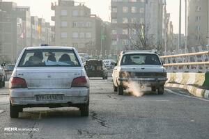 ماجرای افزایش غلظت آلایندههای هوا تهران