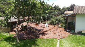عکس/ حادثه مرگبار «شکستن سد» در برزیل