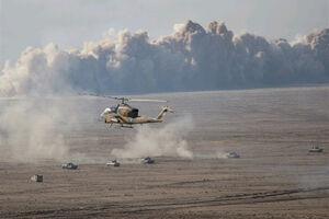 فیلم/ تغییر تاکتیکهای رزمایشهای نظامی