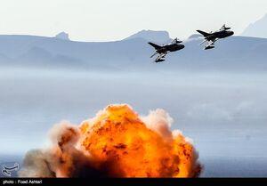 عکس/ مرحله نهایی رزمایش نیروی زمینی ارتش در اصفهان