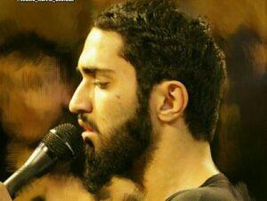 مداحی شهید معزغلامی در یادواره شهید ذوالفقاری +فیلم