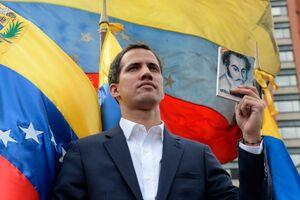 چرا کودتاچی ونزوئلایی با عکس بولیوار به صحنه آمد؟