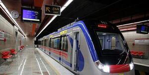 ورود 70 واگن به مترو تهران در اردیبهشت 98