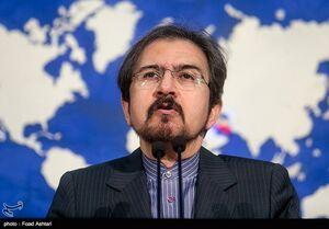 واکنش ایران به اقدام انگلیس درباره زاغری