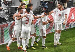 وزارت ورزش پاداش ۲ پیروزی تیم ملی را به فدراسیون داد
