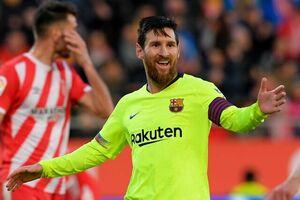 ادامه پیروزیهای بارسلونا در لالیگا