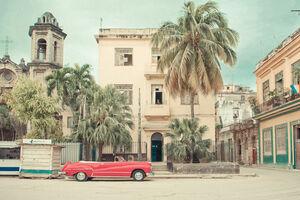 عکس/ خانههای رنگارنگ هاوانا