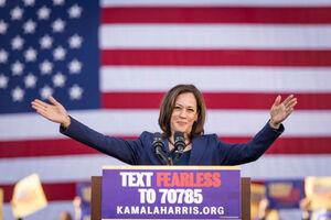 عکس/ نامزد ریاست جمهوری سال2020 آمریکا
