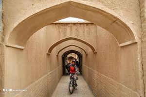 عکس/ شهری کوچک از آبادیهای کهن ایران