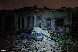 عکس/ گردباد مهیب در کوبا