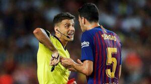عکس/ خشنترین بازیکن تاریخ باشگاه بارسلونا