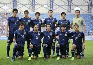 ترکیب ژاپن برای مصاف با ایران مشخص شد