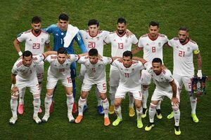 عکس تیمی بازیکنان تیم ملی فوتبال ایران