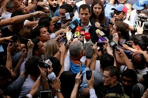 درخواست رهبر شورشیان ونزوئلا برای آغاز دور جدید اعتراضات خیابانی