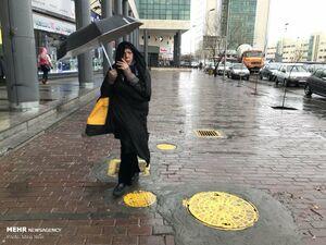 پیشبینی بارش باران در ۸ استان