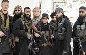 هشدار روسیه درباره انتقال میدان نبرد توسط داعش