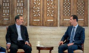 عکس/ دیدار جهانگیری با بشار اسد