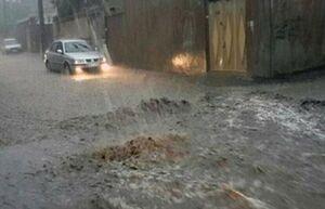 بارشهای سیلآسا در خوزستان