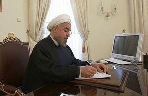 دستور فوری روحانی برای پرداخت مطالبات سیل ۹۵ خوزستان