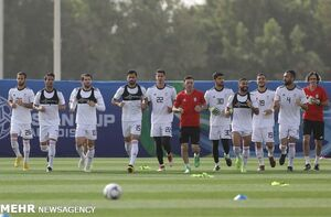 پرواز تیم ملی فوتبال به سمت ایران در غیاب چند بازیکن