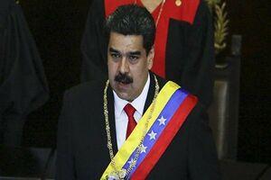 واکنش مادورو به تحریمهای جدید آمریکا