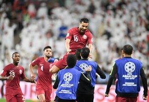 تاریخ سازی قطریها در جام ملتهای آسیا