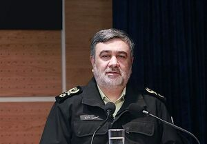 """فرمانده ناجا: """"قاچاق دام"""" علت افزایش قیمت گوشت نیست"""