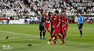 شکایت فدراسیون امارات از بازیکنان قطر به AFC