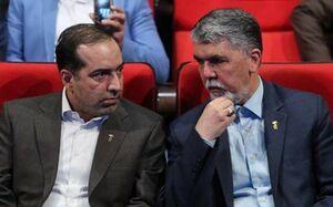 آقای وزیر ارشاد! شما در افتتاحیه فیلم فجر تشریف داشتید؟