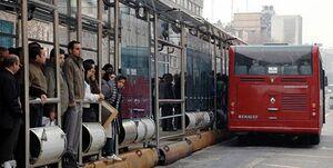بعضی مسافران در اتوبوس افسار پاره میکنند! +عکس